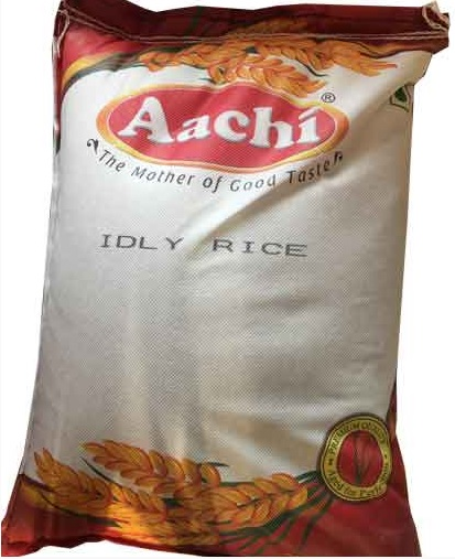 Aachi Idly Rice 5kg (อาชิ)