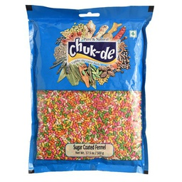 CHUKDE SUGAR COATED FENNEL 500 gr (ชัคเด)