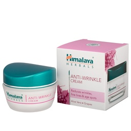 HIMALAYA ANTI WRINKLE CREAM 50 ML