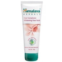 HIMALAYA CLEAR COMPLEX WHITEN SCRUB 100 ML